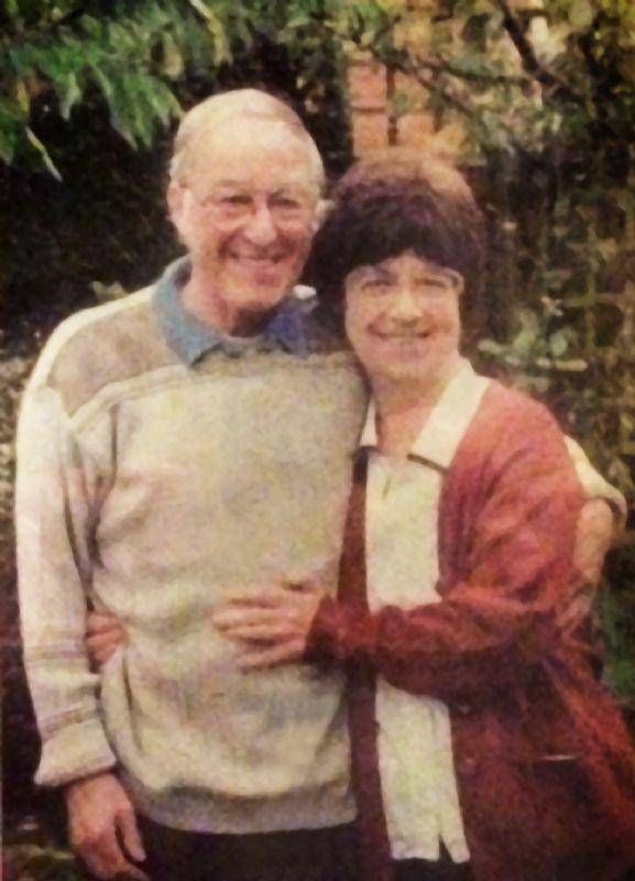 Bill and Iris Wright