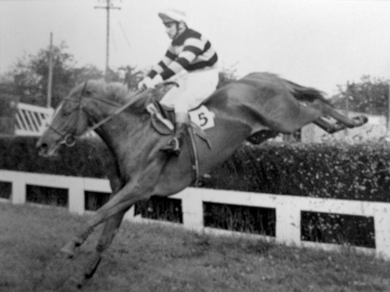 One-time jockey Pete Jones is part of a very impressive