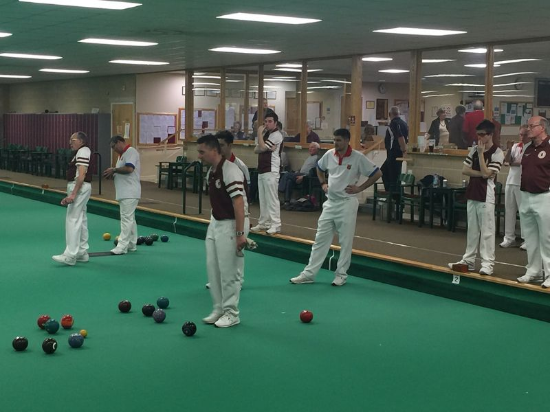 MidGlos Indoor Bowls Club are on a strong upward curve