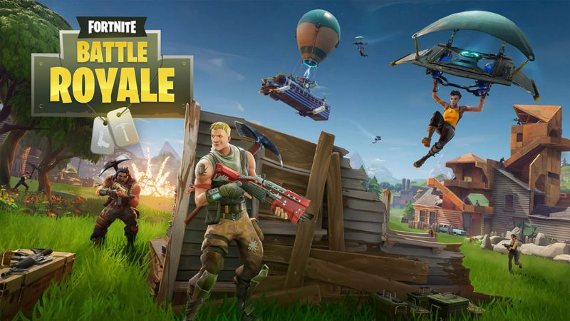 fortnite battle royale is a unique gaming experience - fortnite local