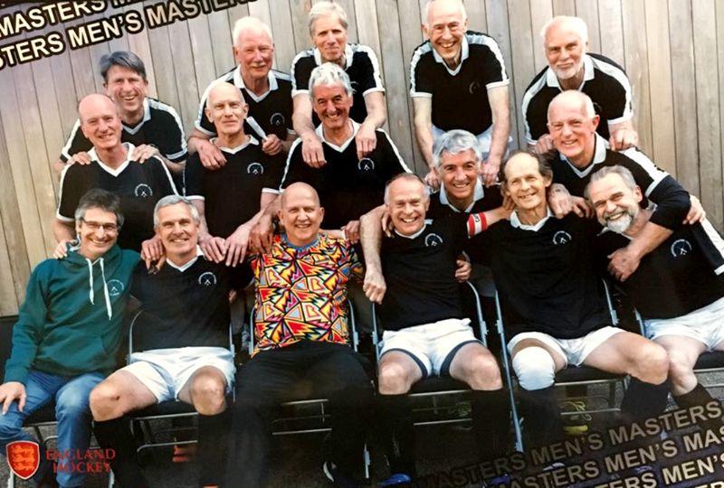 Gloucestershire's Masters hockey team have enjoyed great success
