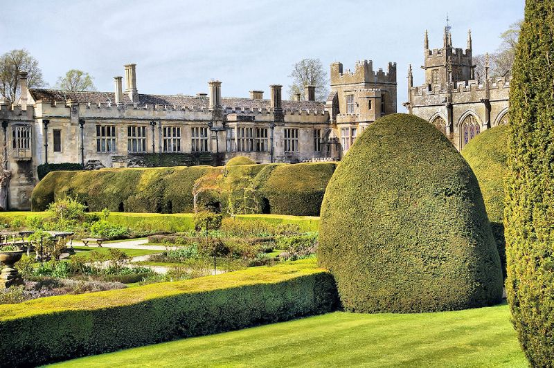 Sudeley Castle is one of the most popular tourist destinations in the Cotswolds