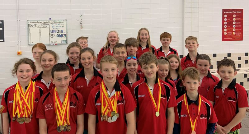 Cirencester enjoyed great success at this year's county championships
