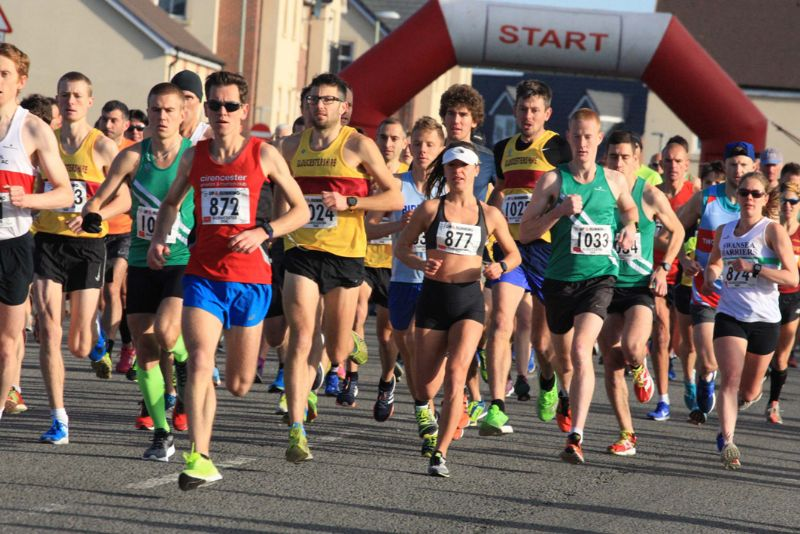 The Gloucester 10K takes place on Sunday 19th May