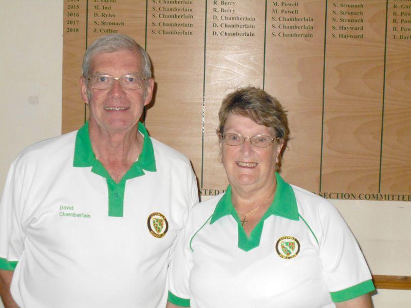 David and Sylvia Chamberlain