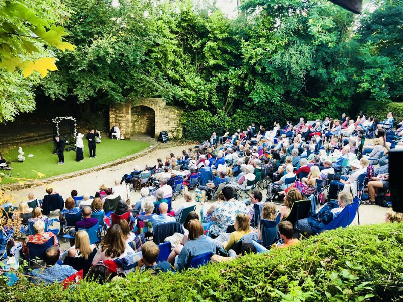 The Tuckwell Amphitheatre will host the Bacon Theatre Open Air Festival