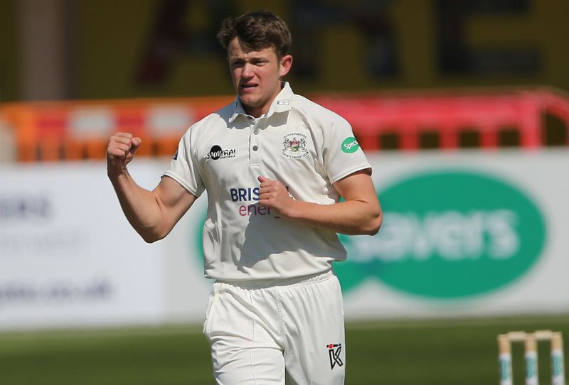 outlet store 1a94b 52cb0 Pace bowler Josh Shaw signs three year deal with ...