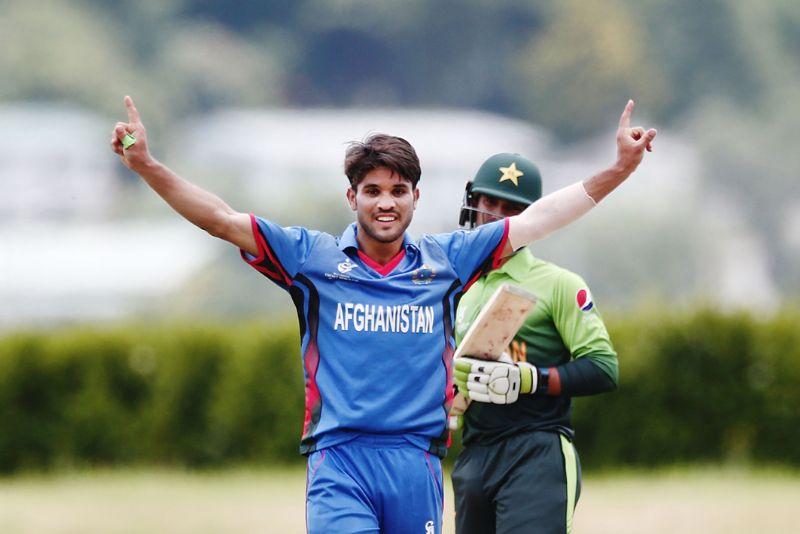 Qais Ahmad. Picture, Getty Images