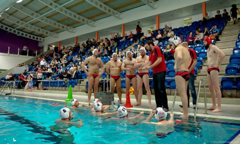 Cheltenham have a proud water polo record