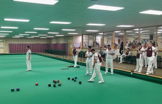 MidGlos Indoor Bowling Club has 450 members