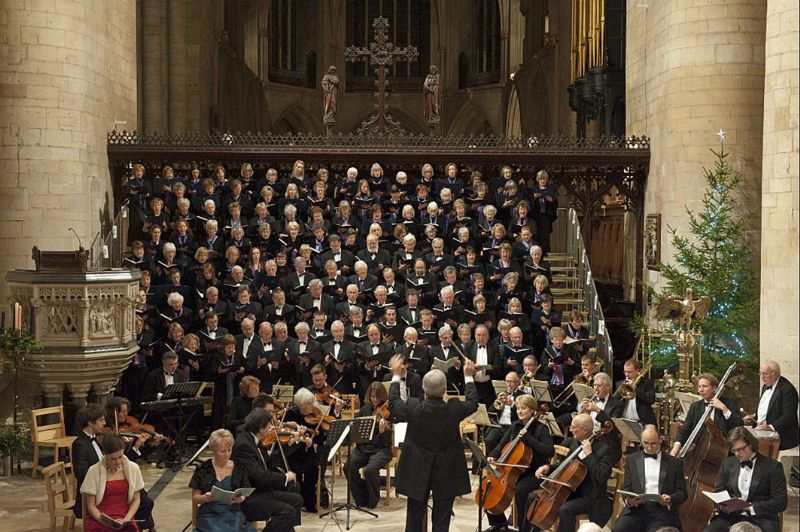 The Tewkesbury Choral Society