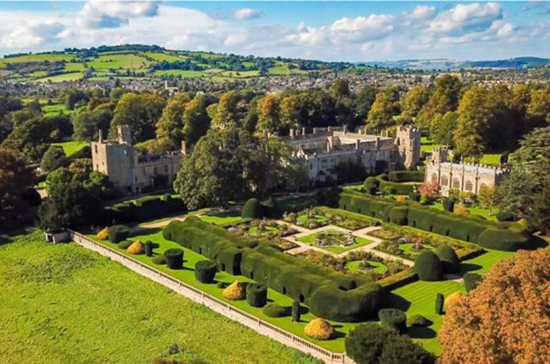 Sudeley Castle will host plenty of events this year including the Fantasy Forest Festival