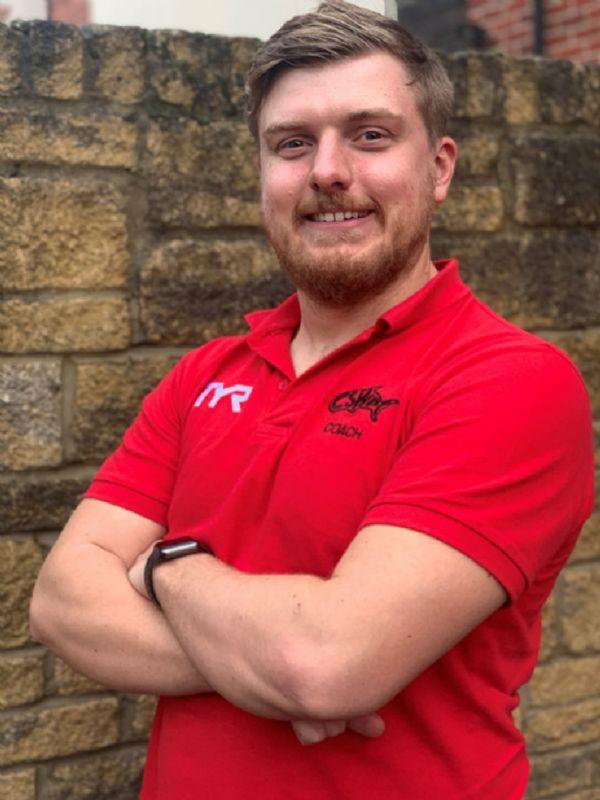 Cheltenham head coach Tom Howells