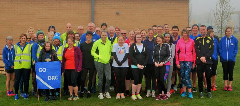 Dursley Running Club has some 300 members