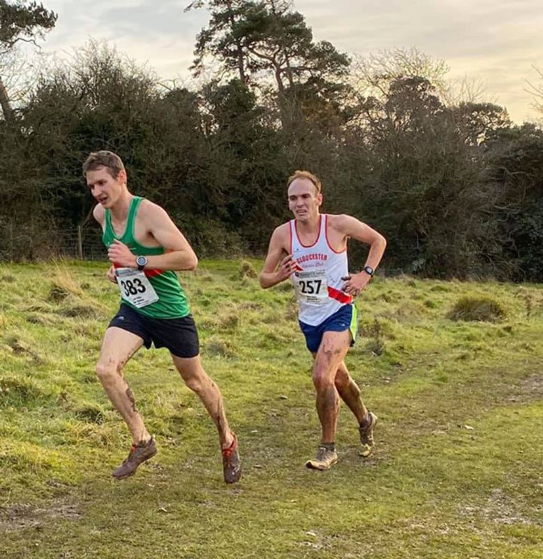 Gloucester are hoping to seal the Birmingham Cross-Country League Division Two championship on Saturday