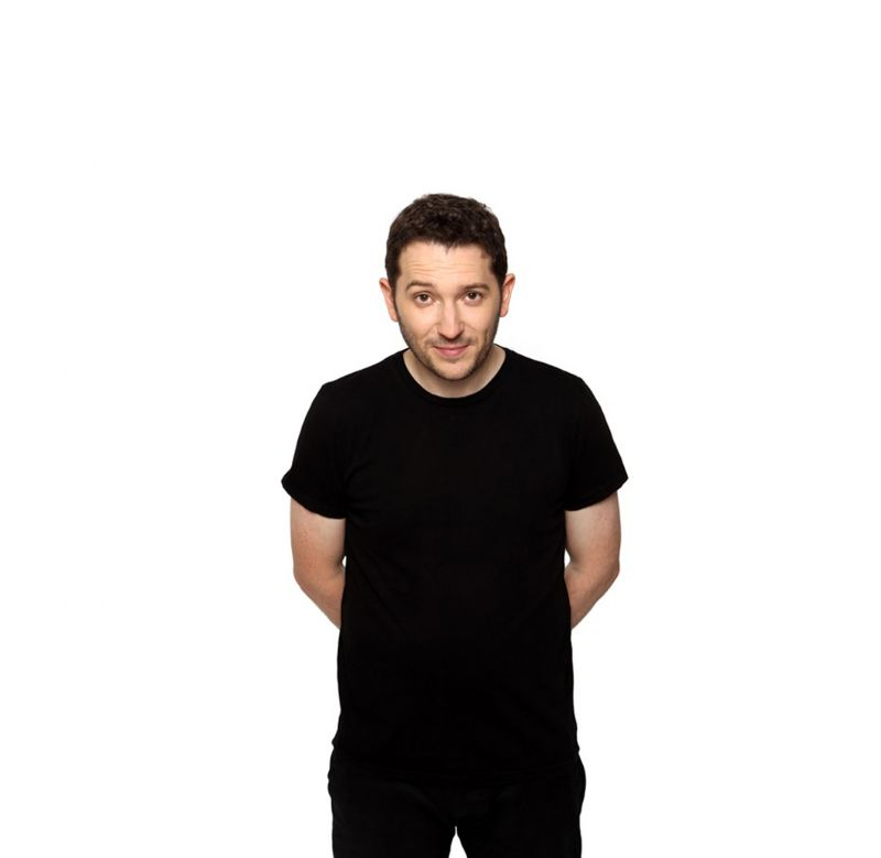 Jon Richardson will be heading to Cheltenham Racecourse in October