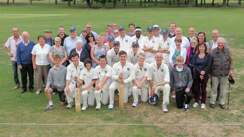 Gotherington are a very successful village cricket club