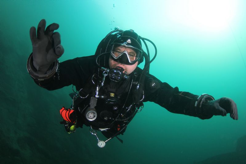 James Neal loves to scuba dive