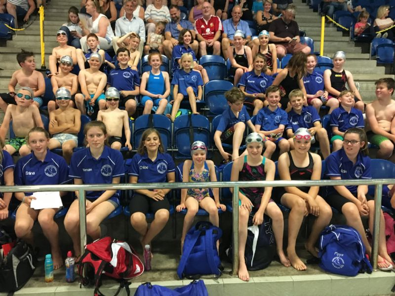 Team Cinderford and District Swimming Club