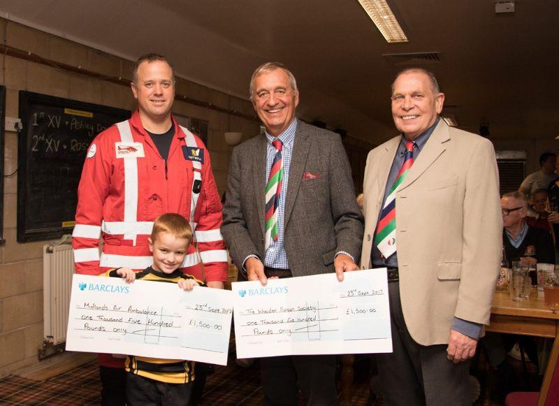 The Bram And Chris Lane Memorial Charity Event Raises 3000 The